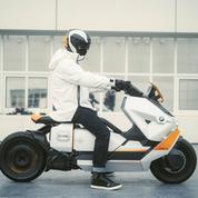 BMW Definition CE04, un scooter électrique en approche