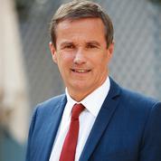 Nicolas Dupont-Aignan en opération séduction à LR