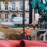 Les acteurs des travaux publics s'inquiètent de la chute des appels d'offres