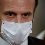 En pleine tempête sur l'Élysée, Emmanuel Macron organise les jours d'après