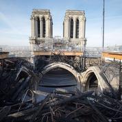 Les dernières images du chantier de Notre-Dame