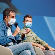 À Audencia, Nicolas Vanier, Hugo Clément et Véronique Andrieux ont parlé écologie