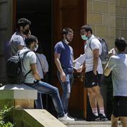 Les étudiants libanais rejettent les partis traditionnels et votent pour le changement