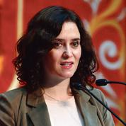Isabel Diaz Ayuso, la nouvelle égérie de la droite espagnole, bête noire du gouvernement central