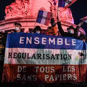 «Place de la République, les migrants n'étaient que les figurants d'une manoeuvre politique d'extrême gauche»