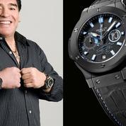 Pourquoi Diego Maradona portait une montre à chaque poignet