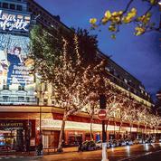 La descente aux enfers des grands magasins parisiens