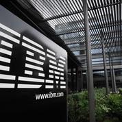 En France, IBM supprimerait un quart de ses effectifs