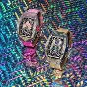 Gloria, Donna, Grace... Richard Mille brille en mode Disco