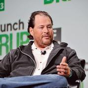 Salesforce convoite la messagerie professionnelle Slack