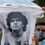 «Maradona raconté à ma fille...»