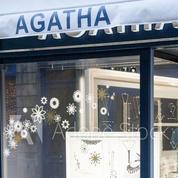 Les boutiques de bijoux Agatha en dépôt de bilan
