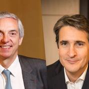 Alexandre Saubot et Patrice Caine, un duo de choc pour défendre l'industrie française