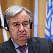 L'ONU s'inquiète du sort de «ses» soldats éthiopiens