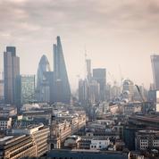 Brouillard sur la City après le Brexit