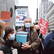 Brexit: à un mois du divorce, pas encore de fumée blanche sur la Tamise