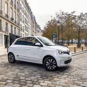 Renault Twingo Z.E, la reine des villes