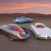 L'automobile de collection fait toujours rêver