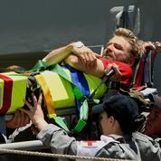 Ces naufrages et opérations sauvetages qui ont écrit la légende du Vendée Globe depuis trenteans