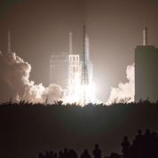 Espace: la Chine est de retour sur la Lune