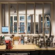 Louis Vuitton se met en selle avec Maison Tamboite