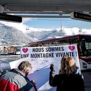 Élus et professionnels des stations de ski saisissent le Conseil d'État