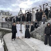 Dans les coulisses du défilé Chanel à Chenonceau