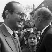Giscard - Chirac, le couple impossible de la droite