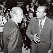 Giscard-Chirac, le duel interminable qui a déchiré la droite