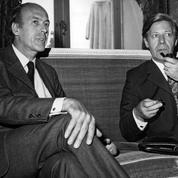 VGE, Schmidt: regards croisés de deux anciens présidents sur l'Europe en 2000