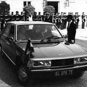 Valéry Giscard d'Estaing fait entrer Peugeot à l'Élysée