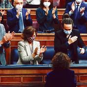 Espagne: Pedro Sanchez fait voter son budget, le premier depuis deux ans et demi