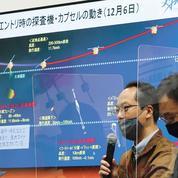 Le Japon s'apprête à récupérer des poussières d'étoiles