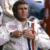 Pourquoi la montre portée par Steve McQueen dans le film Le Mans va être adjugée une fortune