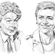 Thierry Breton et Margrethe Vestager: «organiser un espace numérique au service de tous les Européens»
