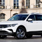 Volkswagen électrise le Tiguan