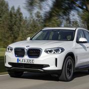 BMW iX3, électrique mais sportif