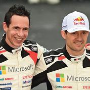 Sacré avec un 3e constructeur, Ogier fait mieux que Loeb