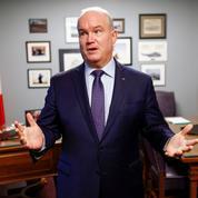 Canada: O'Toole, le conservateur qui monte