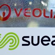 Pas de trêve de fin d'année entre Veolia et Suez