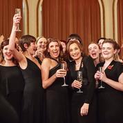 The Singing Club :À chœur vaillant, rien d'impossible pour Kristin Scott Thomas sur Canal +