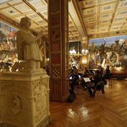 À l'Opéra de Versailles, privé de public, les enregistrements d'albums se multiplient