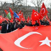 Paris vigilant face aux ingérences turques