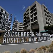 Facebook: à San Francisco, le nom de l'hôpital «Zuckerberg» ne passe plus
