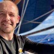 Vendée Globe: les montres englouties de Kevin Escoffier