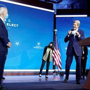 Climat: le duo Biden-Kerry pressé de rattraper le temps perdu sous Trump