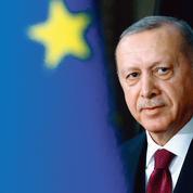 Les Vingt-Sept adoptent des sanctions a minima contre la Turquie