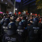 Pierre Avril: «Allemagne, méthode forte contre le conspirationnisme»