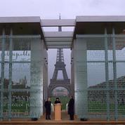 Paris: un «mur pour la paix» qui sème la zizanie