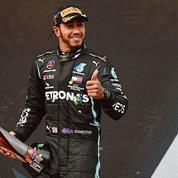 Lewis Hamilton, roi d'une saison de F1 contrastée